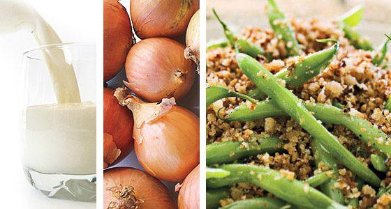 Healthy Green Bean Casserole Bean