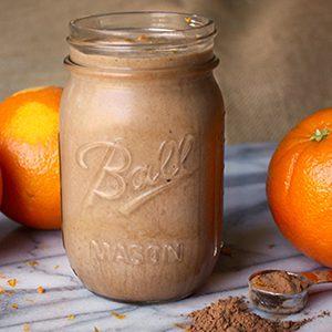 Orange Mocha Latte Shakeology