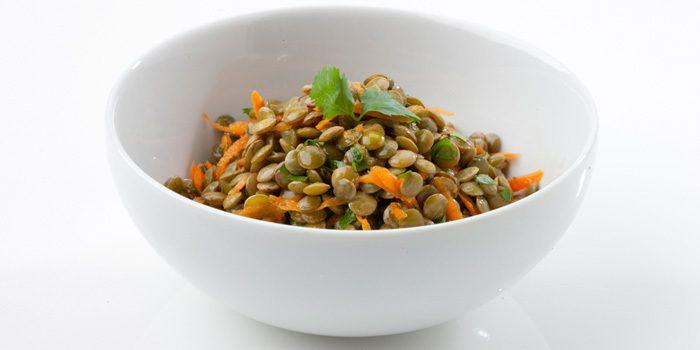 Lentil Lime Salad