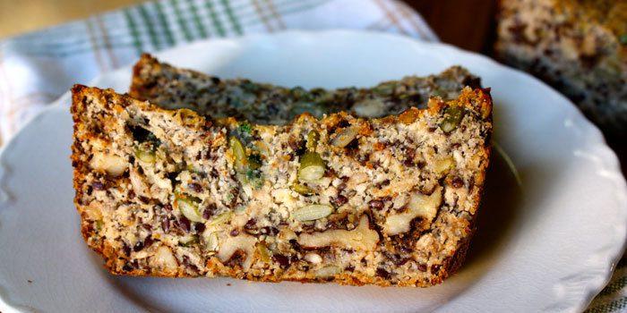 Super Seeded Paleo-Friendly Bread