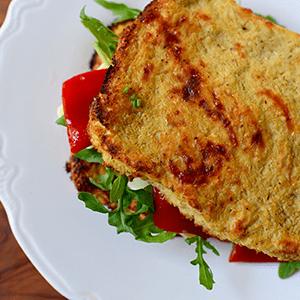 cauliflower-bread