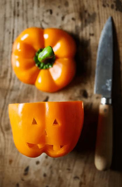jack-o-lantern-stuffed-peppers-2