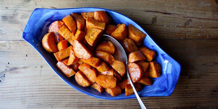 glazed-yams-with-cinnamon-and-nutmeg